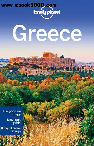 Lonely Planet Greece free download