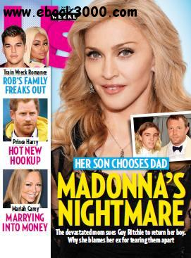 Us Weekly - 15 February 2016 free download