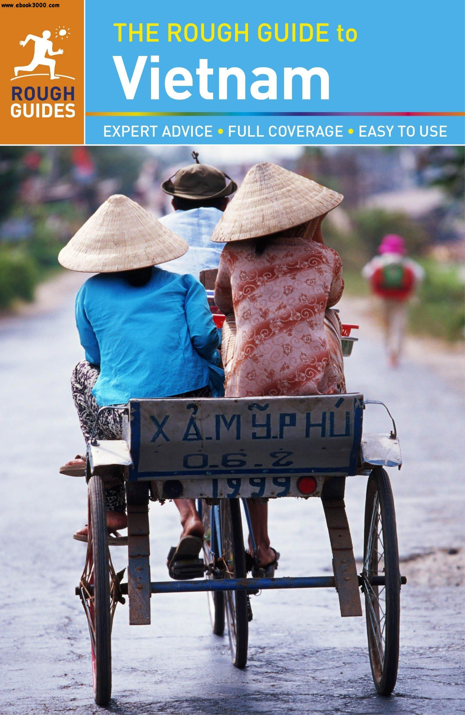 The Rough Guide to Vietnam, 8th edition