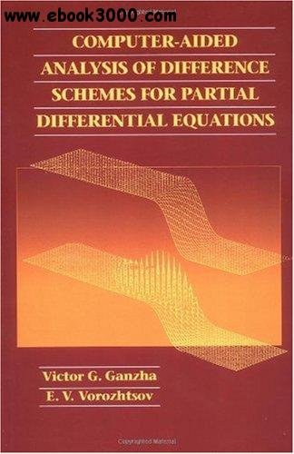 Computer-Aided Analysis of Difference Schemes for Partial Differential Equations free download