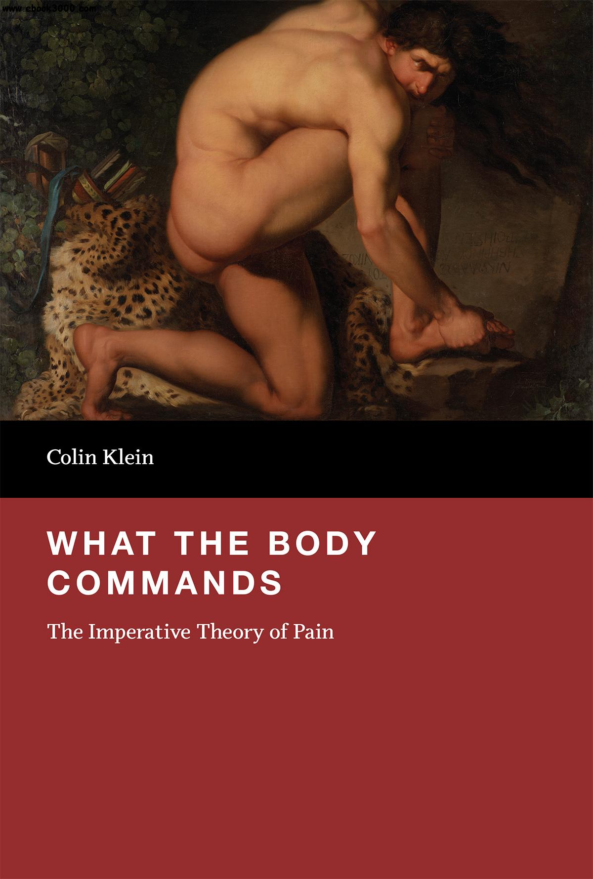 What the Body Commands: The Imperative Theory of Pain