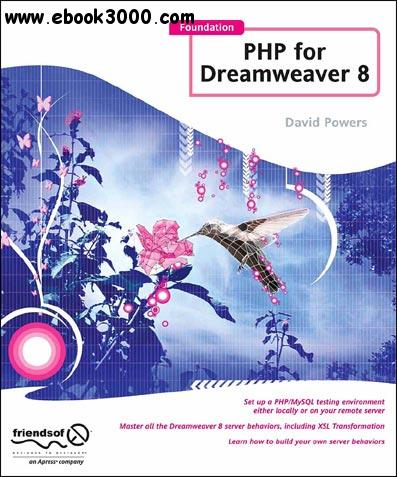 Foundation PHP for Dreamweaver 8 free download