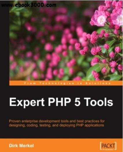 Expert PHP 5 Tools free download