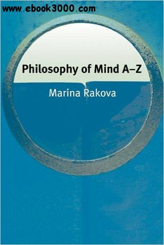 Philosophy of Mind A-Z free download