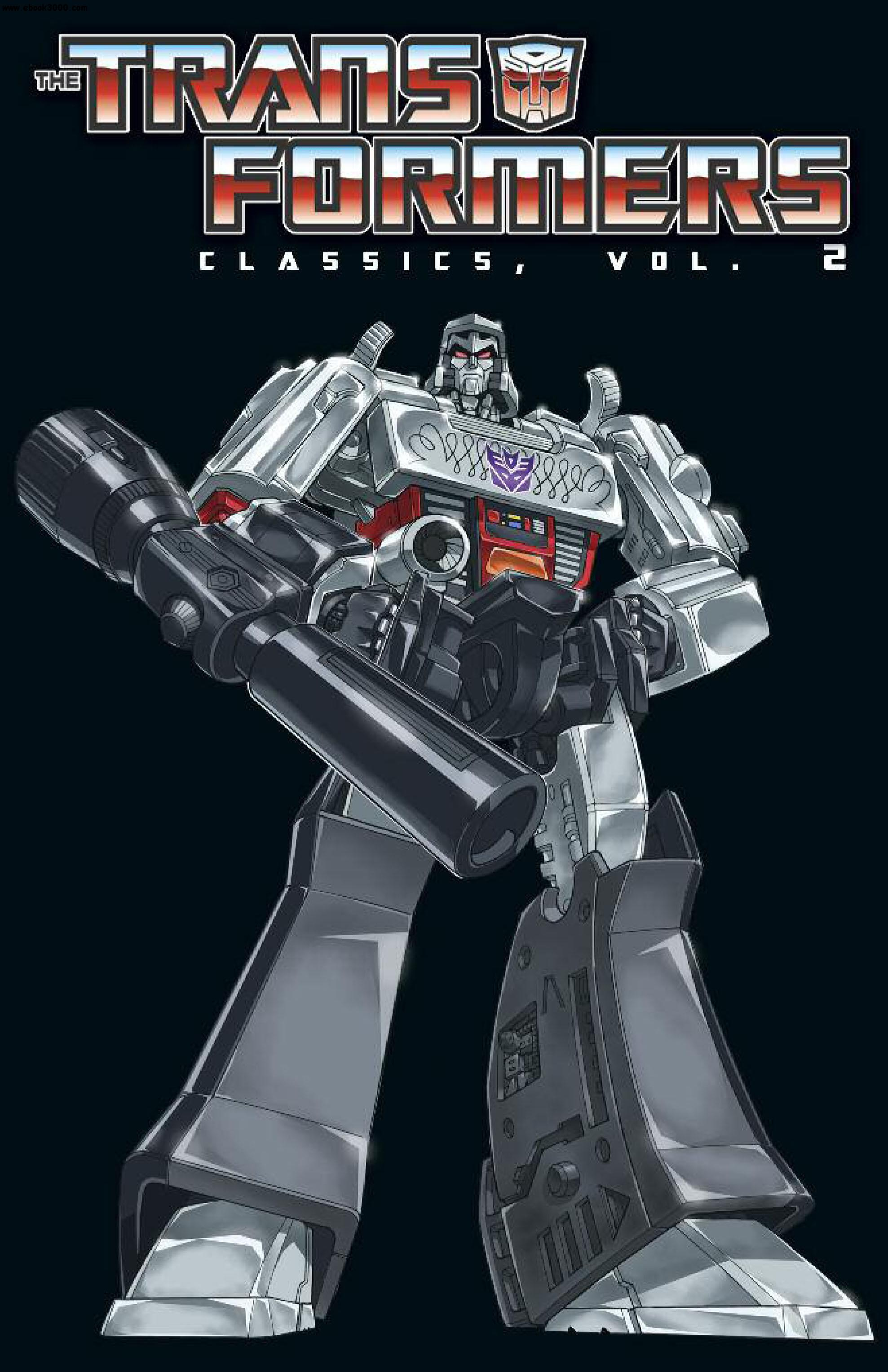 The Transformers - Classics Vol. 2 (2011) free download