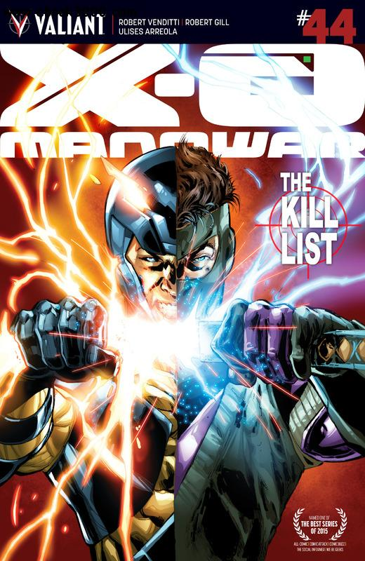 X-O Manowar 044 (2016) free download