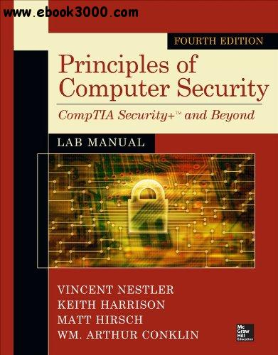 Principles of Computer Security Lab Manual, 4th  Edition