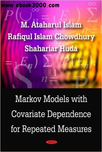 Markov Models with Covariate Dependence for Repeated Measures free download