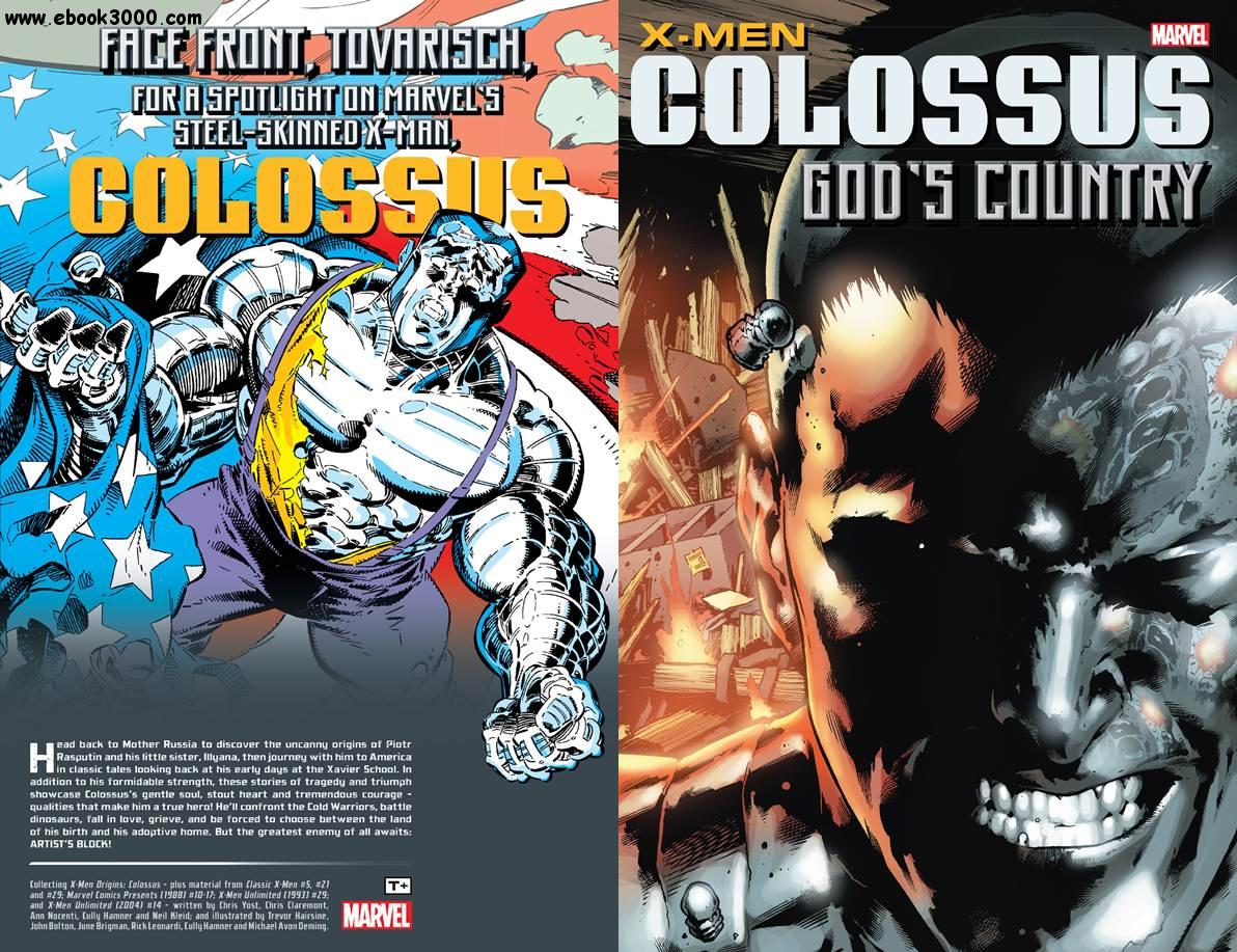 X-Men - Colossus - God's Country (2016) free download