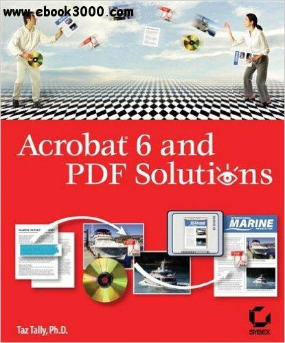 Acrobat 6 and PDF Solutions free download