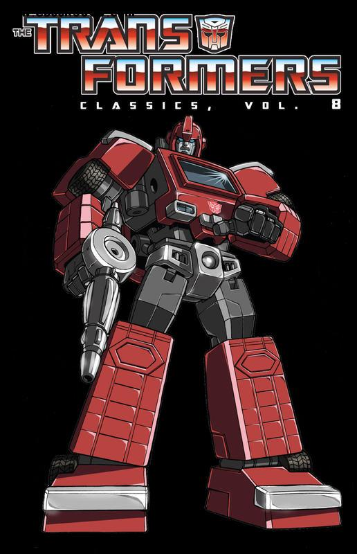 The Transformers - Classics Vol. 8 (2015) free download