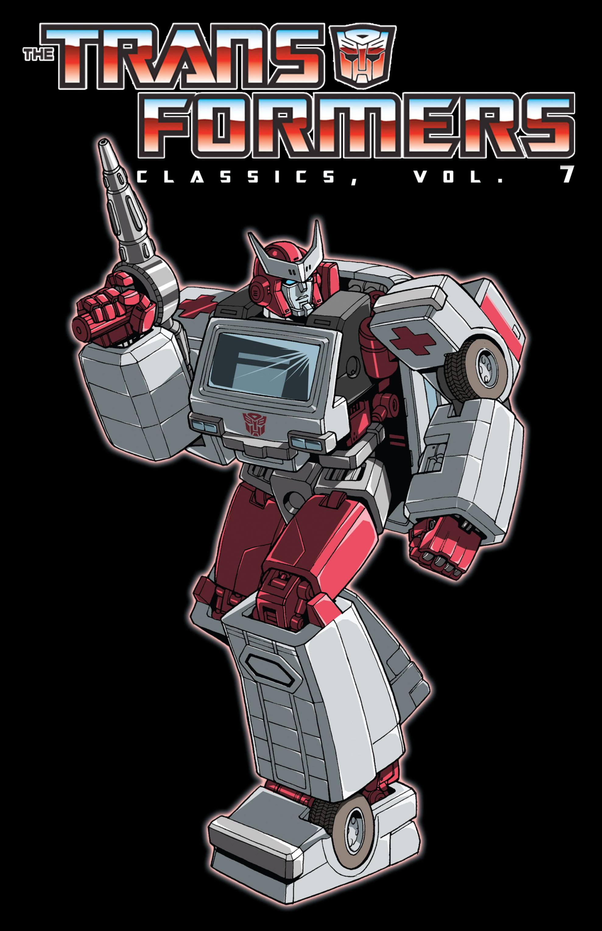 The Transformers - Classics Vol. 7 (2014) download dree