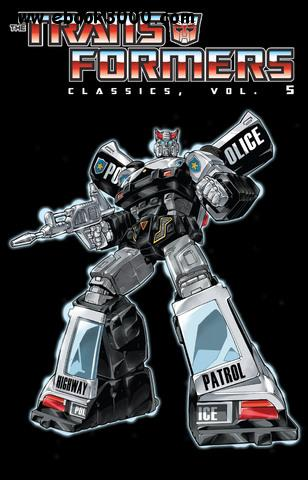 The Transformers - Classics Vol. 5 (2013) free download