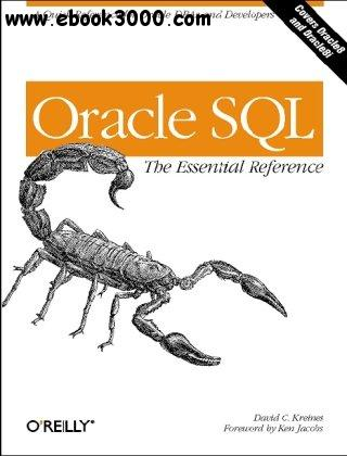 Oracle SQL: the Essential Reference free download
