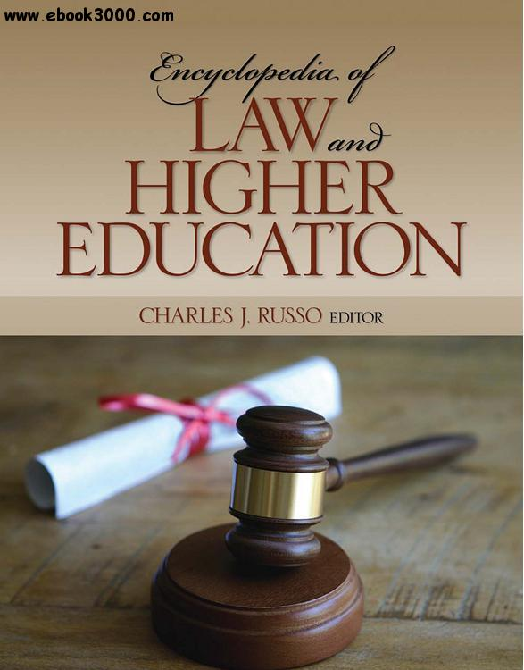 Encyclopedia of Law and Higher Education free download