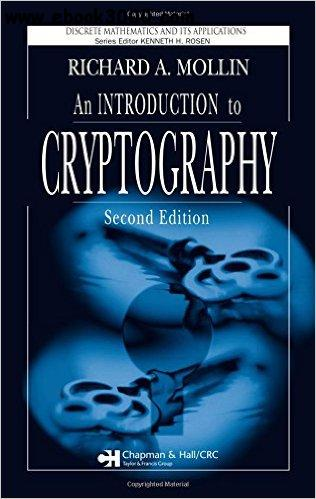 An Introduction to Cryptography, Second Edition free download
