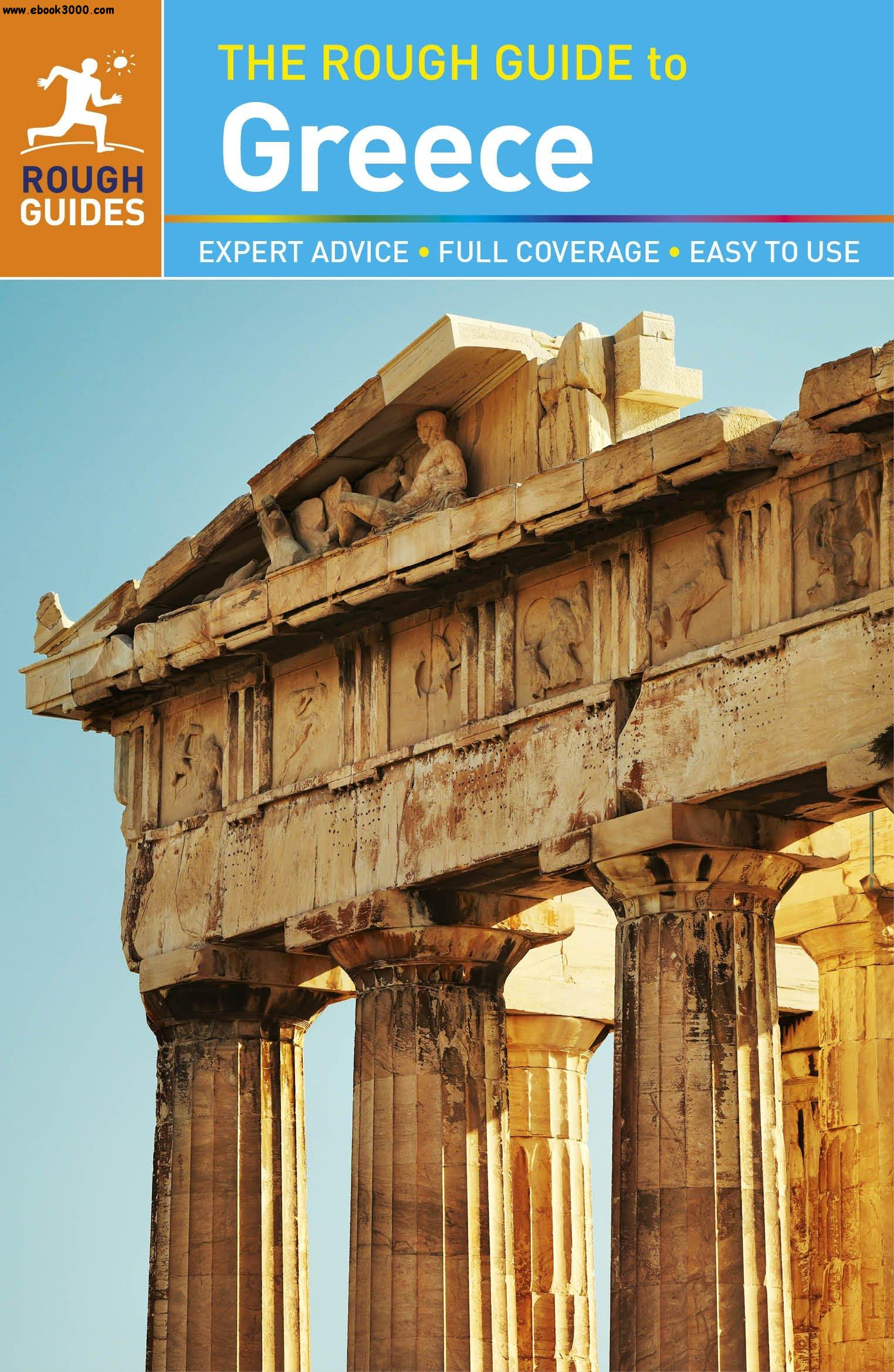 The Rough Guide to Greece free download