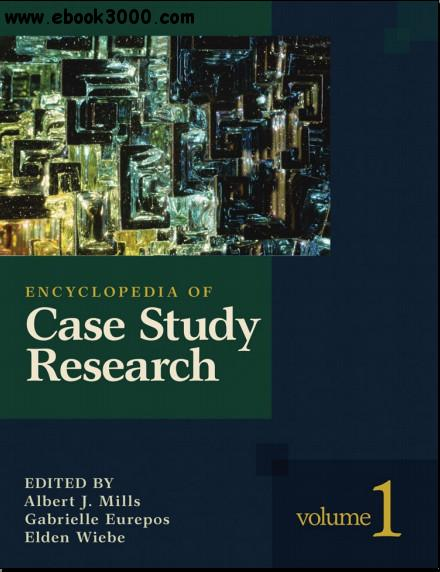 Encyclopedia of Case Study Research free download