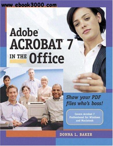 Adobe Acrobat 7 in the Office free download