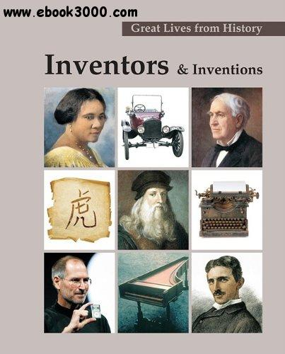 Inventors & Inventions, 4 Vol. Set (Great Lives from History) free download