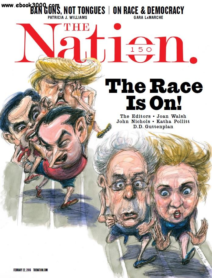 The Nation - 22 February 2016 free download
