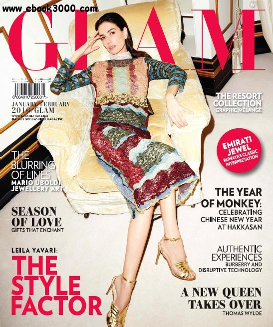 Glam Qatar - January-February 2016 free download