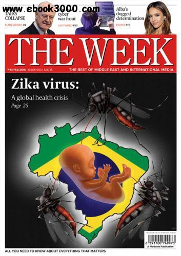 The Week Middle East - 7 February 2016 free download