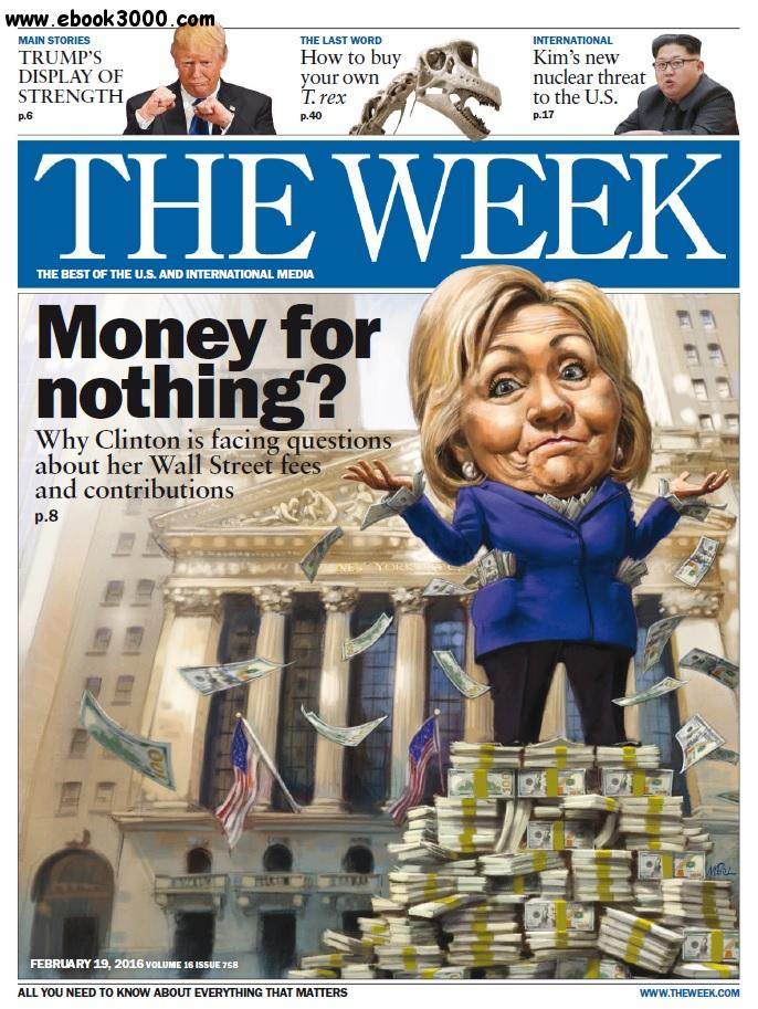 The Week USA - 19 February 2016 free download