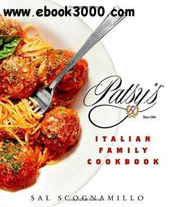 Patsy's Italian Family Cookbook free download