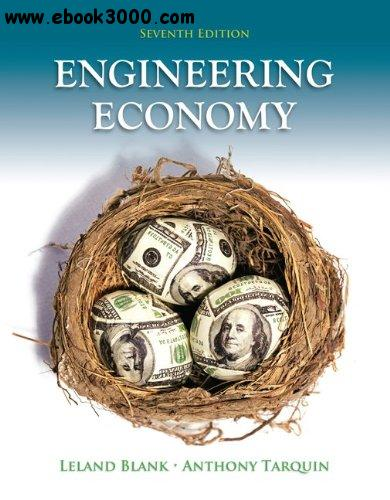 Engineering Economy, 7th edition free download