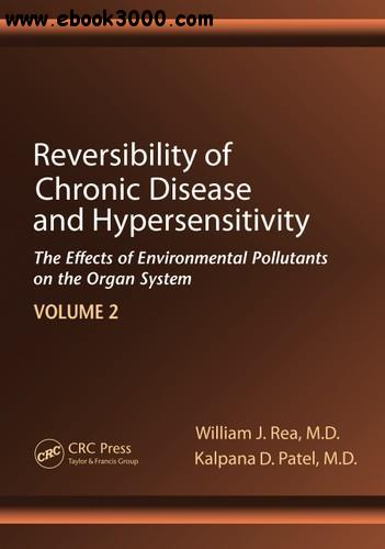 Reversibility of Chronic Disease and Hypersensitivity, Volume 2 free download