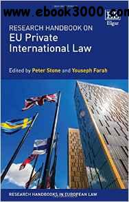 Research Handbook on EU Private International Law free download