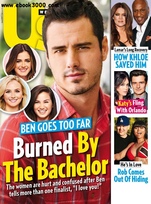 Us Weekly - 22 February 2016 free download