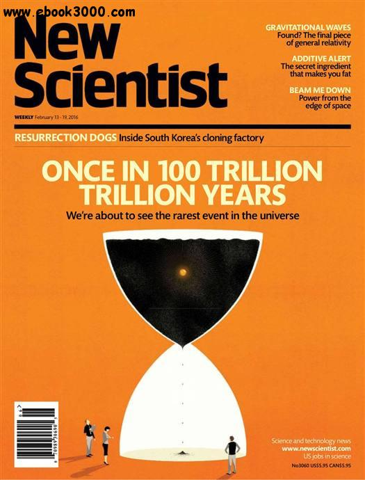 New Scientist - 13 February 2016 free download