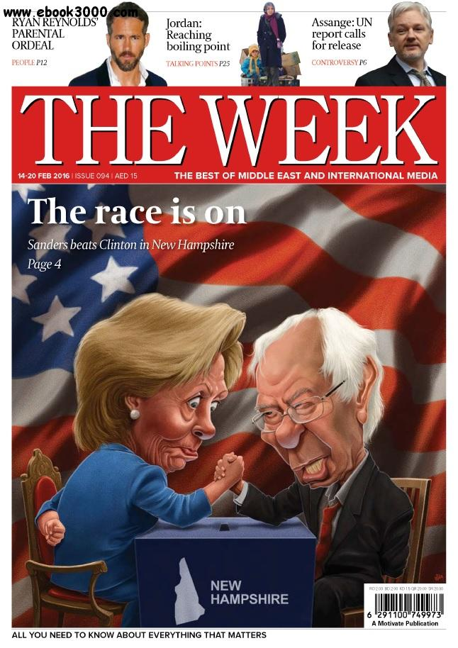 The Week Middle East - 14 February 2016 free download