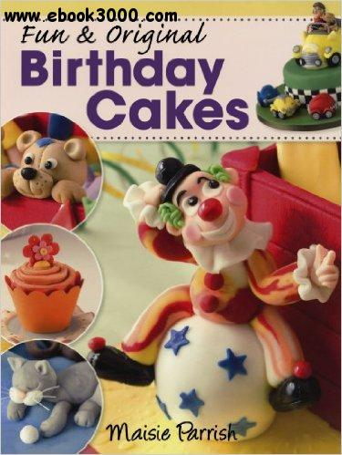 Fun & Original Birthday Cakes free download