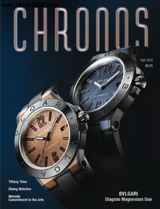 Chronos Magazine - Fall 2015 free download