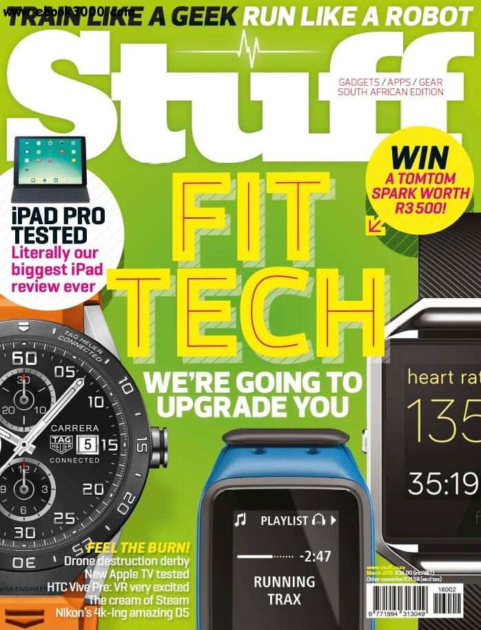 Stuff South Africa - March 2016 free download