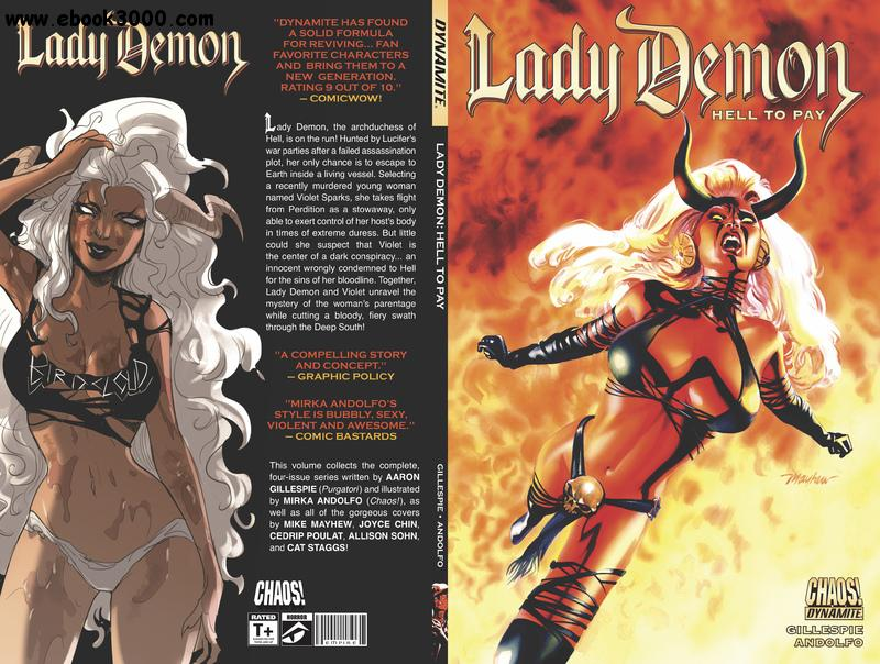 Lady Demon Vol 1 Hell To Pay TPB (2015) free download