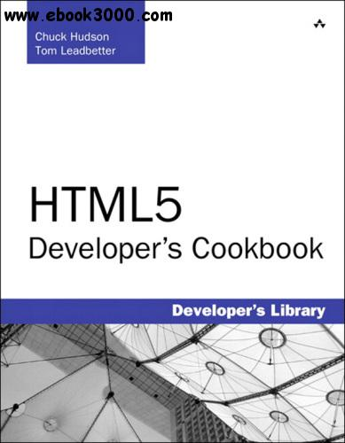 HTML5 Developer's Cookbook free download