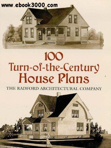 100 Turn-of-the-Century House Plans free download