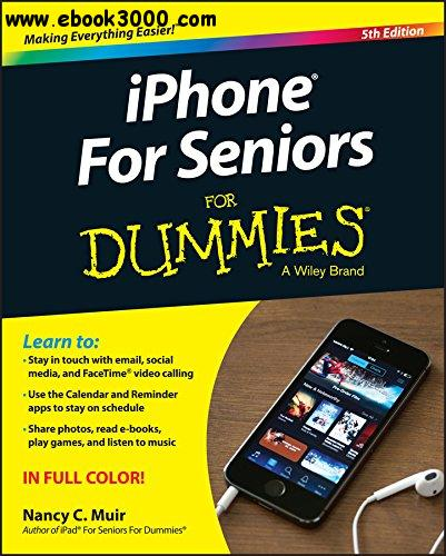 iPhone for Seniors for Dummies free download