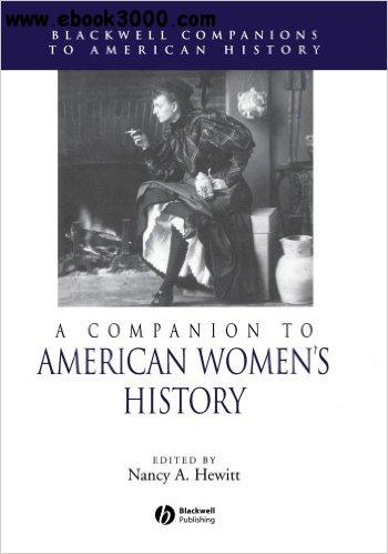 A Companion to American Women's History free download