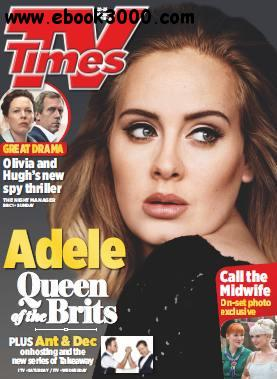 TV Times - 20 February 2016 free download