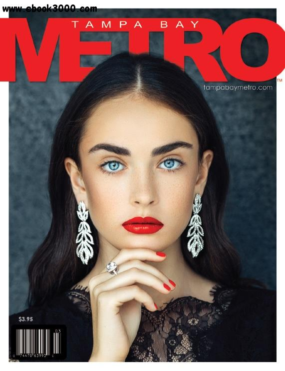 METRO Tampa Bay - February-March 2016 free download