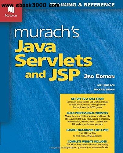 Murach's Java Servlets and JSP, 3rd edition free download