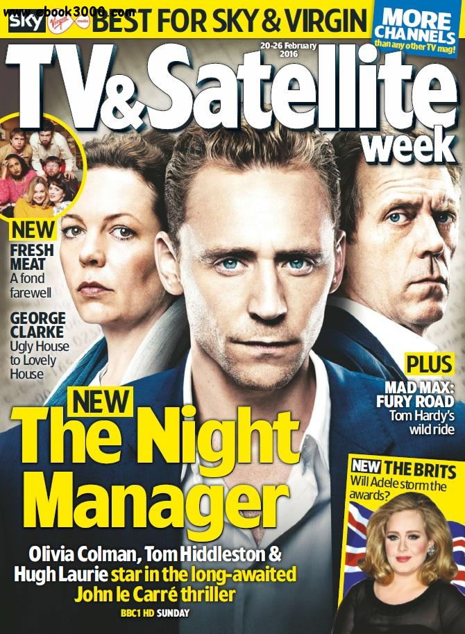 TV & Satellite Week - 20 February 2016 free download