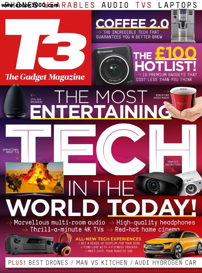T3 UK - March 2016 free download