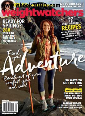Weight Watchers - March - April 2016 free download