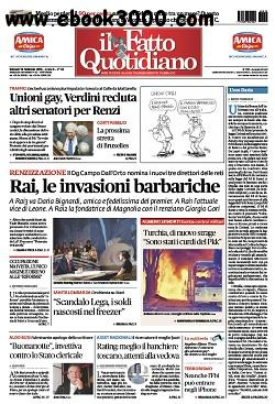Il Fatto Quotidiano - 18.02.2016 free download
